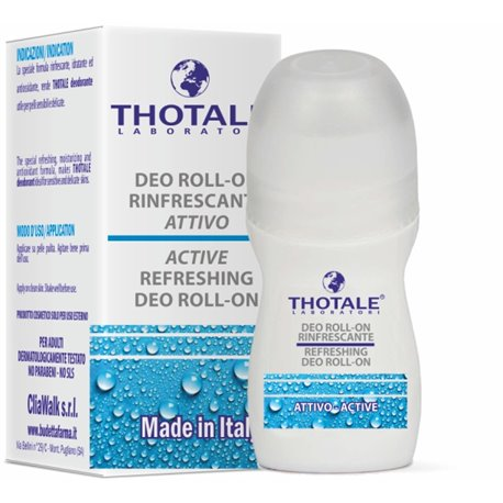 Thotale Deodorante Deo Roll-on Rinfrescante 50 mL