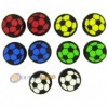 SET GRIP 2 GOMMINI ROSSONERI CALCIO CONTROLLER MILAN FIFA PES PS4,XBOX ONE